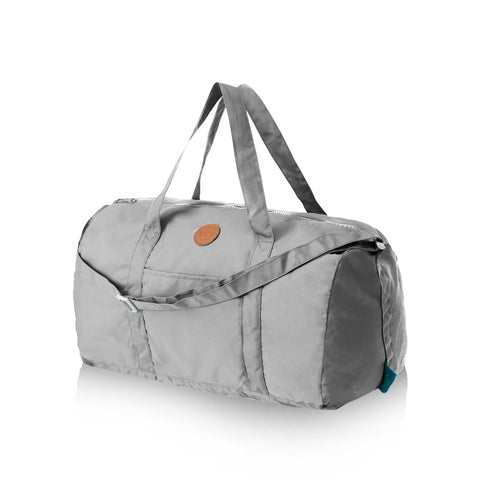 DUFFLE LIGHT GREY