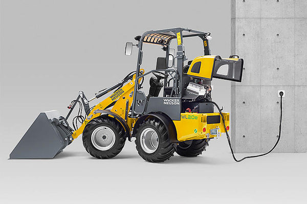 Emission-free compaction with Wacker Neuson - Seven at a stroke