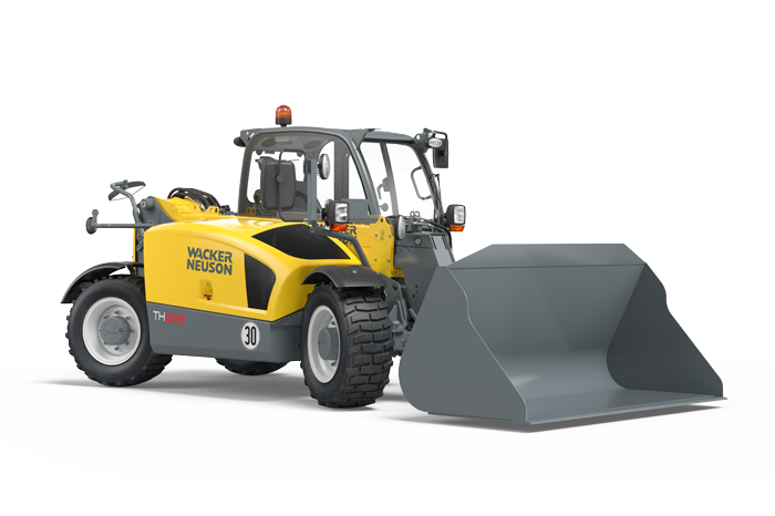 TH522 - Combines power and maneuverability