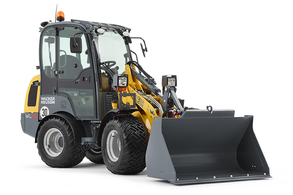 WL25 - The loader for more flexibility