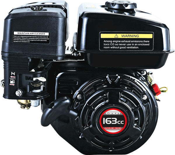 G160F LONCIN HORIZONTAL ENGINE