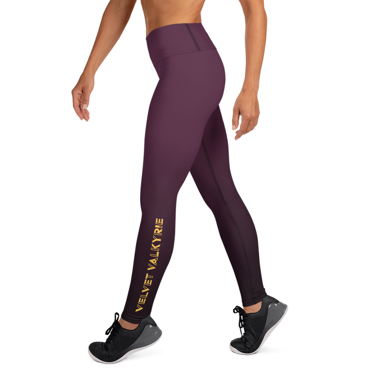 Velvet Valkyrie - Yoga Leggings