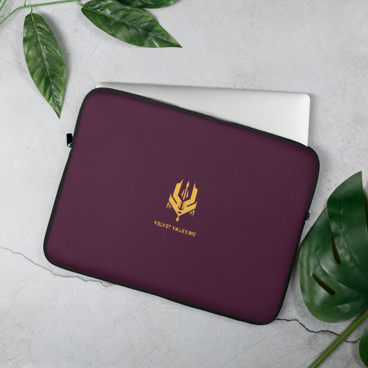 Velvet Valkyrie Laptop Sleeve