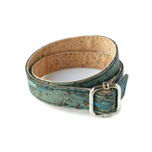 Load image into Gallery viewer, Cork double sided wrap bracelet