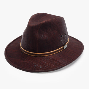 Knight hat, brown