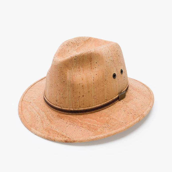 Knight hat, natural