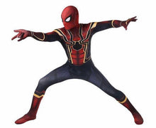 Load image into Gallery viewer, Spider-Man Costume Halloween Cosplay 3D Printed