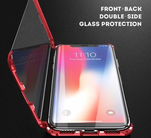 Frameless Magnetic Phone Case for iPhone