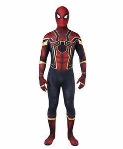 Spider-Man Costume Halloween Cosplay 3D Printed