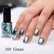 Load image into Gallery viewer, Stainless Metallic Nail Polish