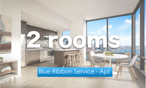 Blue Ribbon Service - Apartment – Nature Maid Total Home ...