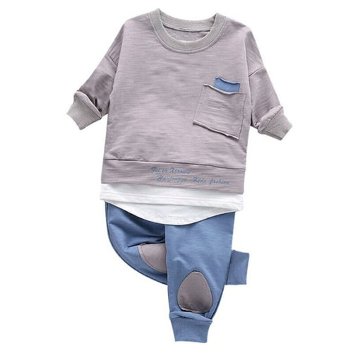 Unisex Sporty Junior Sets-TotstoKids