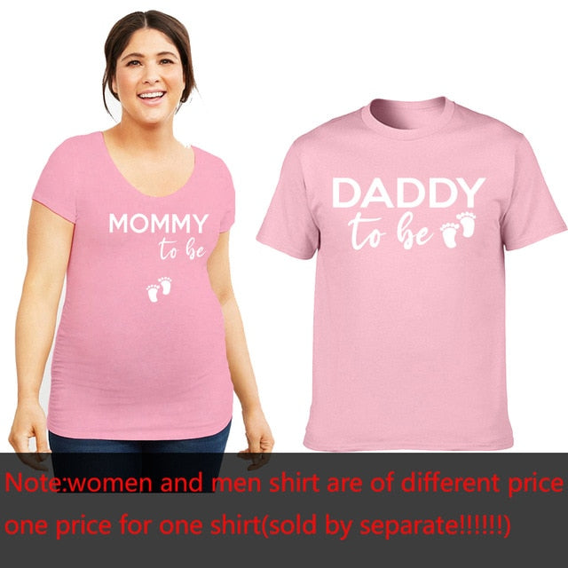 Parents To Be Pregnancy Reveal Tops