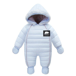 Orangemom Thick Waterproof Snowsuit
