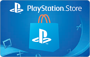 Play Station Gift Card