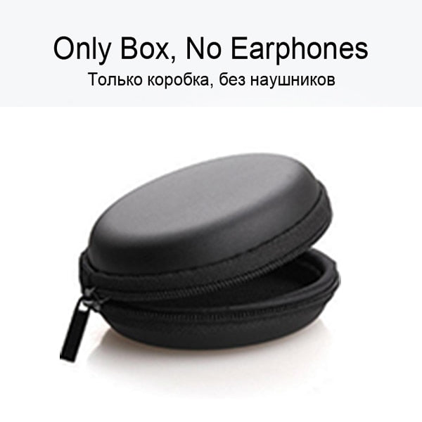 PTM KG5 3.5mm In-Ear Earphone with Mic Heavy Bass Fashion Music Earbuds Gaming Headset for Phone iPhone Samsung Xiaomi