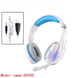 Kotion Each Earphone Gaming Headphones With Microphone Stereo Headset Nepal Cloud Card