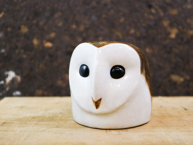 Barn owl small cup