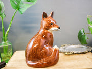 Fox money bank