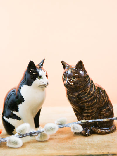 Barney & Clementine cat salt and pepper shakers