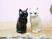Daisy and Lucky cat salt and pepper shakers