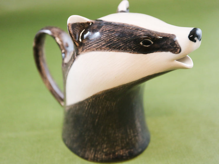 Badger jug