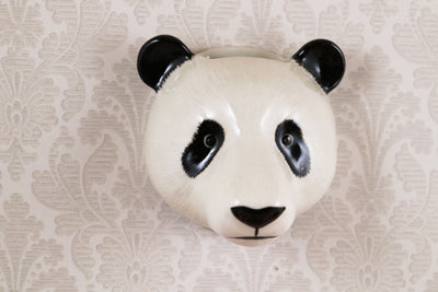 Panda small wallvase