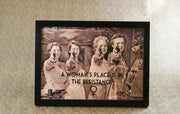 A5 mini print a womans´s place