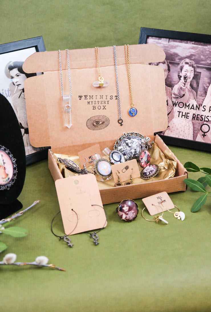 THE FEMINIST MYSTERY BOX -Limited luxe edition of 30
