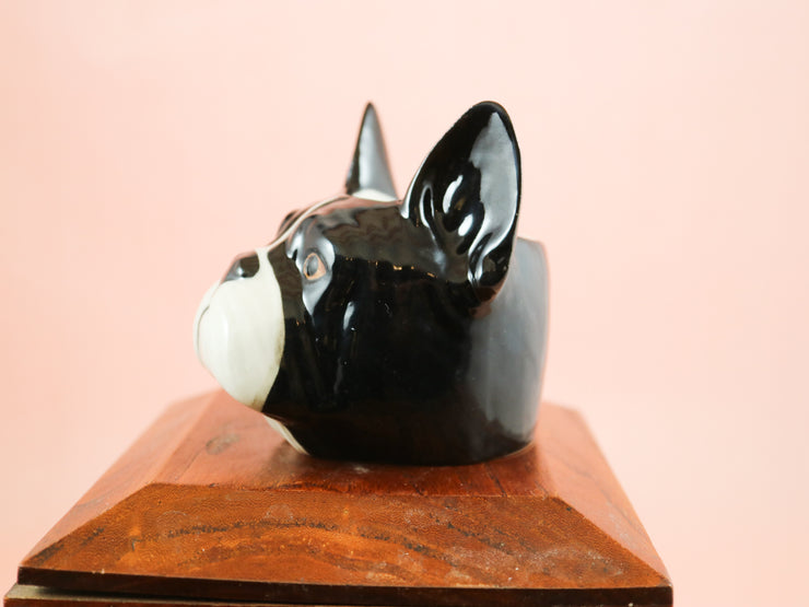 Small french bulldog cup