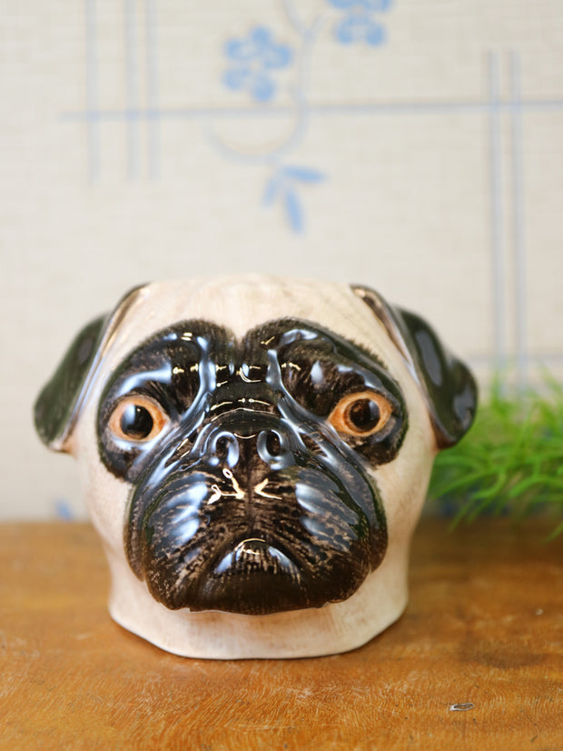 Pug fawn small cup