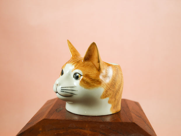 Squash the ginger cat small cup