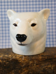 Polar bear pot