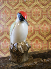 Woodpecker money bank