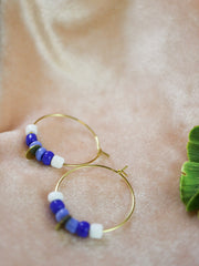 Playful bead earrings (Limited edition)