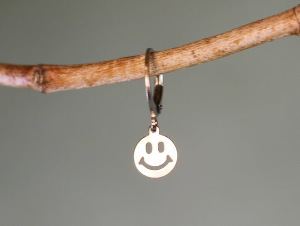 Smiley mix & match earring