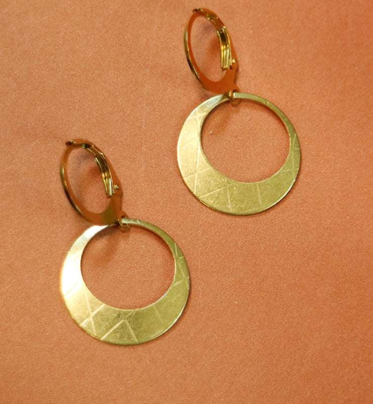 Halo mix & match earring
