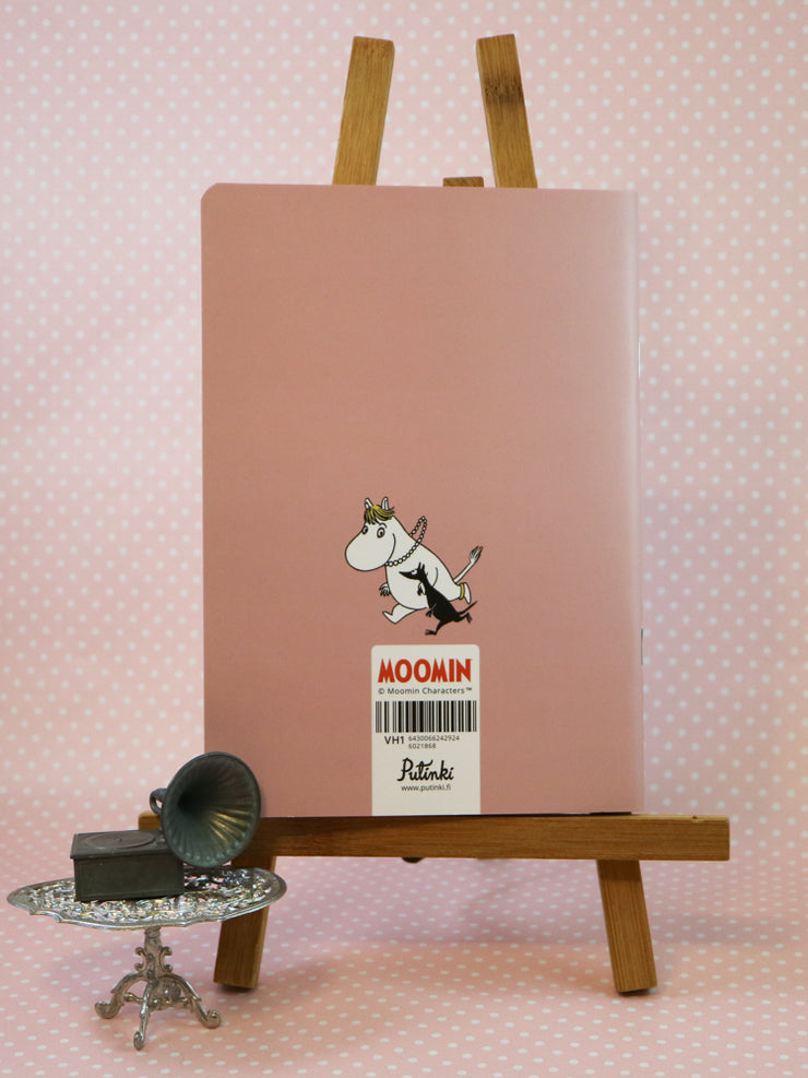 Snorkmaiden's treasure moomin notebook