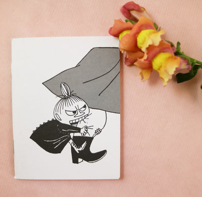 Moomin Little My mini notebook