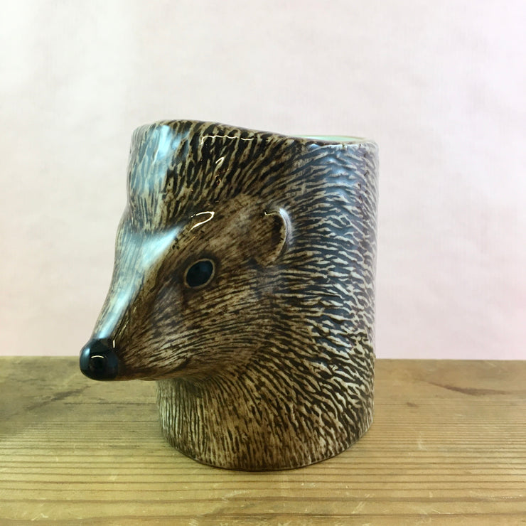 Hedgehog pot