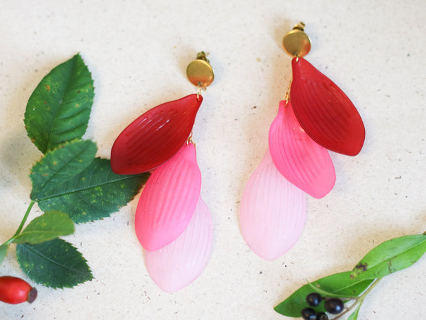 Berry lantern earrings (Limited edition)