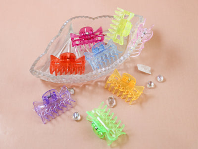 Tiny hairclip 10pcs