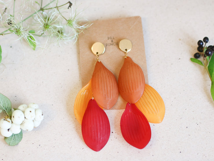 Harvest lantern earrings (Limited edition)