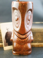 Sailor Lars tiki mug Barney freckled rust