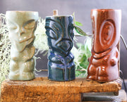 Sailor Lars tiki mug Witco green