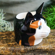 Eleanor the cat small cup