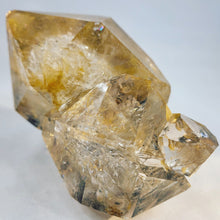 Load image into Gallery viewer, Enhydro Herkimer Diamond Cluster