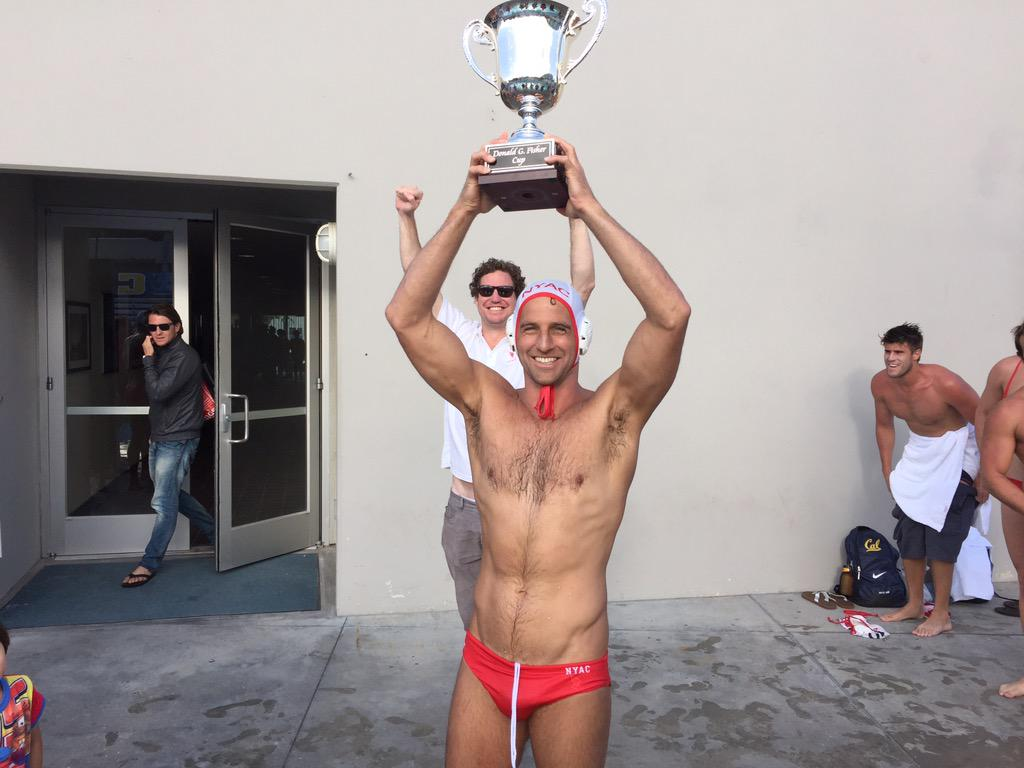 Interview With Wolf Wigo, Health Guru and 3-Time Olympic Water Polo Player