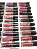KIT Com 36 Batons  Lip Gloss Matte