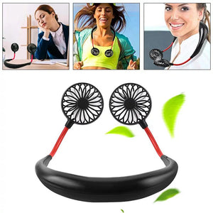 Ventilateur Portable Rechargeable